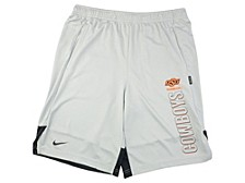 Nike Men's Oklahoma State Cowboys Breathe Knit Shorts