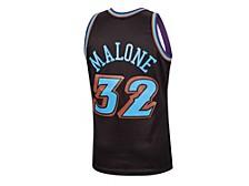 Men's Utah Jazz Reload Collection Swingman Jersey -Karl Malone