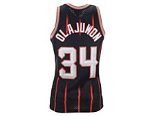 Men's Houston Rockets Reload Collection Swingman Jersey - Hakeem Olajuwon
