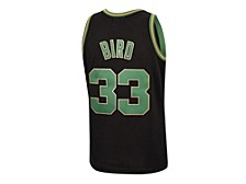 Men's Boston Celtics Reload Collection Swingman Jersey - Larry Bird