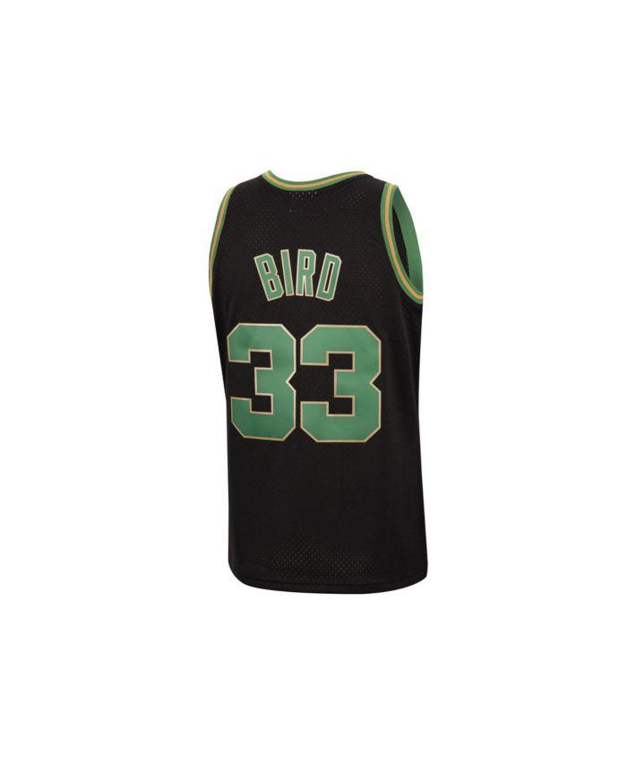 Mitchell & Ness Men's Boston Celtics Reload Collection Swingman Jersey - Larry Bird & Reviews - Sports Fan Shop By Lids - Men - Macy's