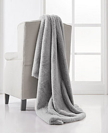 Charisma Luxe Faux Fur Throw