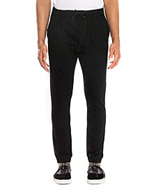 Men's Stretch Twill Jogger Pants