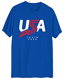 Men's USA Tokyo Olympic Short Sleeve T-shirt