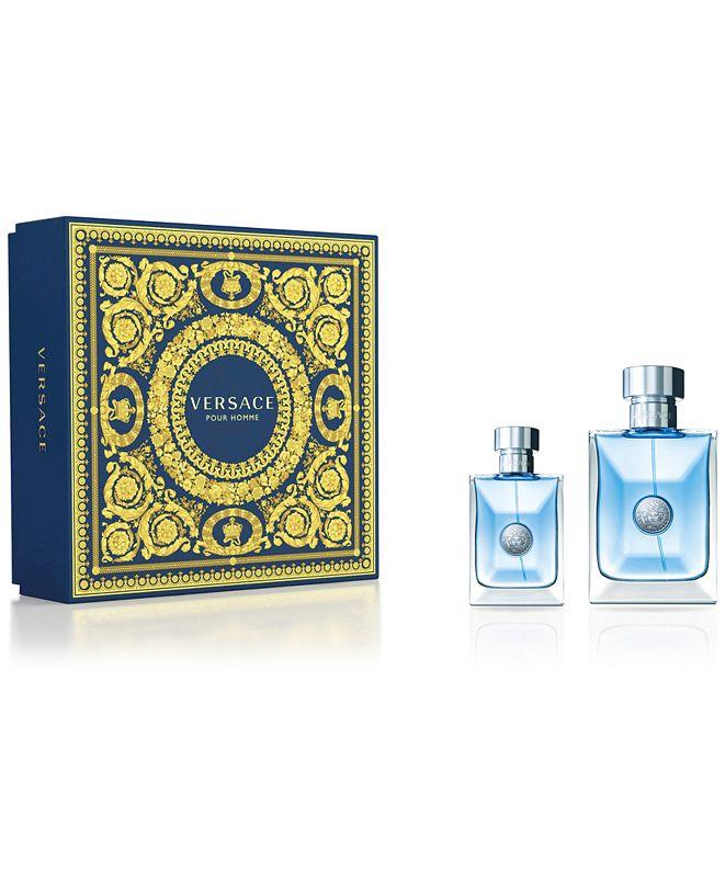 Versace Men's 2-Pc. Pour Homme Eau de Toilette Gift Set