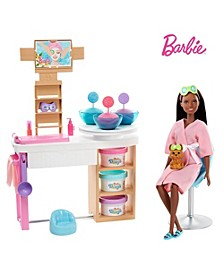 Face Mask Spa Day Playset