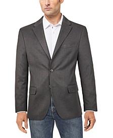 Men's Modern-Fit Solid Sport Coat
