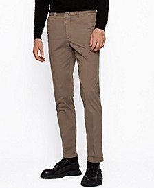 BOSS Men's Kaito Slim-Fit Chinos