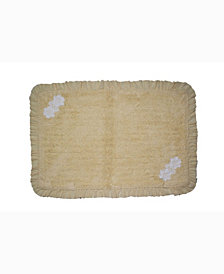 "Home Weavers Geneva 17"" x 24"" Bath Rug"