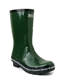 Women's Totally Logo Rainboots