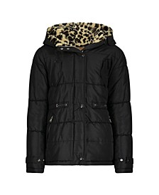 Big Girls Fashion Heavyweight Parka Jacket