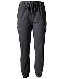 Juniors' Utility Jogger Pants