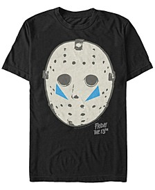 Friday the 13Th Friday 3Rd Mask Men's Short Sleeve T-shirt