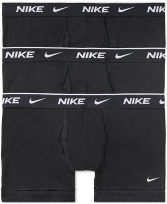 나이키 맨 언더웨어 속옷 3팩 트렁크 사각 브리프 팬티 Nike Mens 3-Pack Everyday Stretch Trunk Briefs