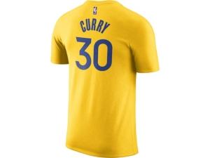Nike Golden State Warriors Men's Statement Player T-shirt Stephen Curry