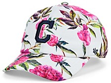 Cleveland Indians Girls Peony Clean Up Cap
