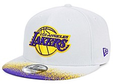 Los Angeles Lakers Summer Splatter Snapback Cap