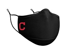 Cleveland Indians Black Team Face Mask