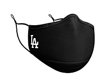 Los Angeles Dodgers Black Team Face Mask
