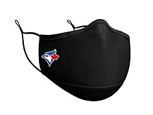 Toronto Blue Jays Black Team Face Mask