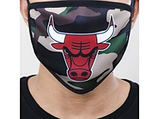 Chicago Bulls 2pack Face Covering