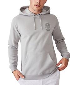 Men's Fleece Pullover Sweatshirt