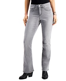 High Rise Bootcut Jeans, Created for Macy's