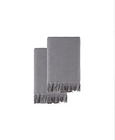 Luciana Collection Hand Towel Sets of 2-Pack