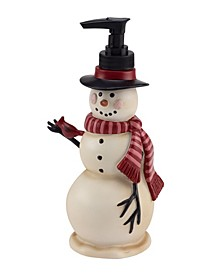 Snowman Lotion Pump