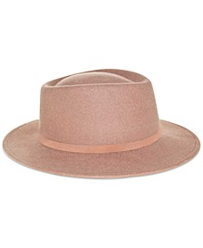 Felt Crown Panama Hat