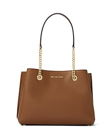 Teagen Long Drop Satchel
