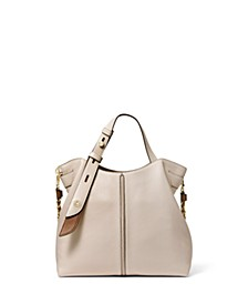 Downtown Astor Leather Shoulder Bag
