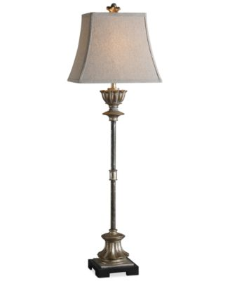uttermost la morra buffet table lamp