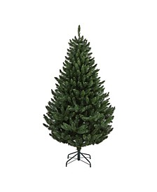 Northern Rocky Spruce Artificial Christmas Tree with 838 Bendable Branches