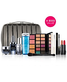 Lancôme Beauty Box Featuring 10 Full Size Favorites for $72.50 with Any $42  Lancôme Purchase. A $555 Value!