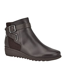 Women's Yara Round Toe Ankle Boot