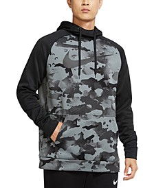 Men's Therma Camo Training Hoodie