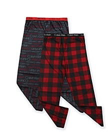 Big Boys 2-Piece Pajama Pants
