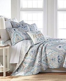 Olyria Quilt Set, Full/Queen