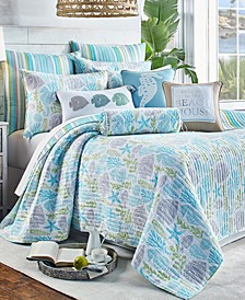 Deva Beach Quilt Set, Full/Queen
