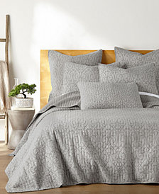 Homthreads Beckett Quilt Set, King
