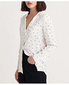 Women's Blair Revere Collar Blouse