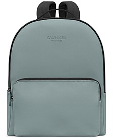 Receive a Complimentary Backpack with any large spray purchase from the Calvin Klein Men's Fragrance Collection