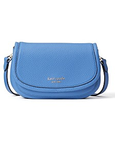 Roulette Small Flap Crossbody Bag