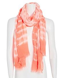 Softly Does It Tie-Dyed Scarf