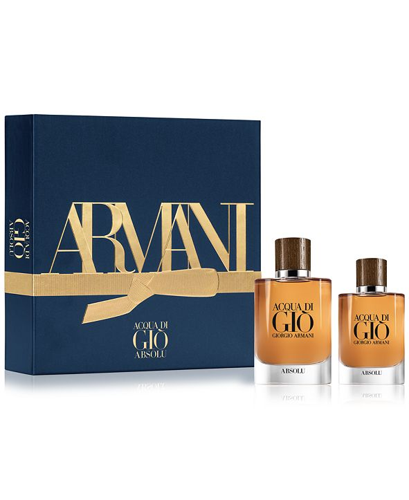 Giorgio Armani Men's 2-Pc. Acqua di Giò Absolu Gift Set
