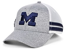 Michigan Wolverines Space Dye Trucker Cap