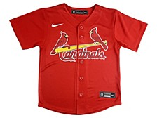 Toddlers St. Louis Cardinals Official Blank Jersey
