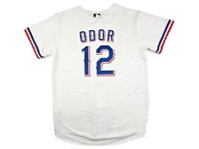 Youth Texas Rangers Official Player Jersey - Rougned Odor