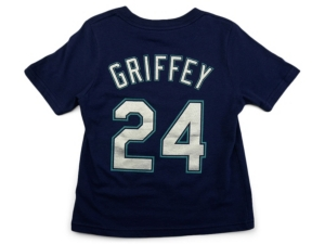 Nike Seattle Mariners Youth Name and Number Player T-Shirt Ken Griffey Jr.
